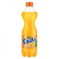 Botella Fanta naranja 1L