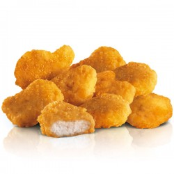 Nuggets de pollo (8 unidades)